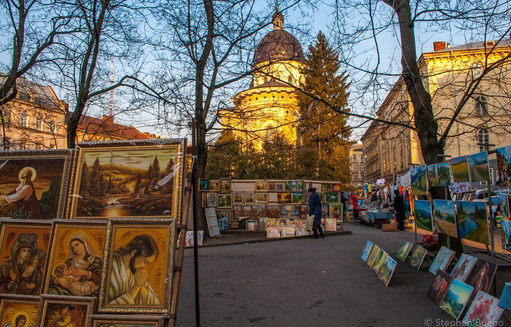 Spotlight on: Travel to Ukraine