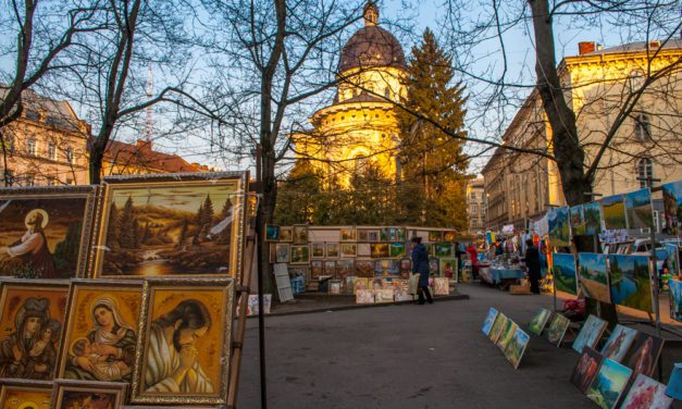 Spotlight on: Travel to Ukraine