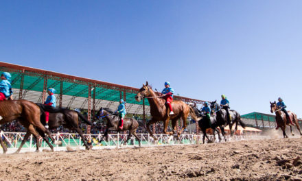 On Press Passes and Sheep Asses: The World Nomad Games