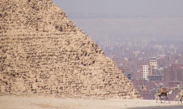 Photo of the Week: The Pyramids at Giza