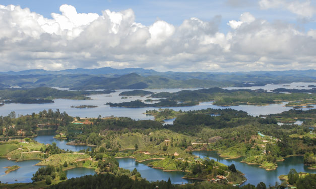 Photo of the Week: The Rock of Guatapé
