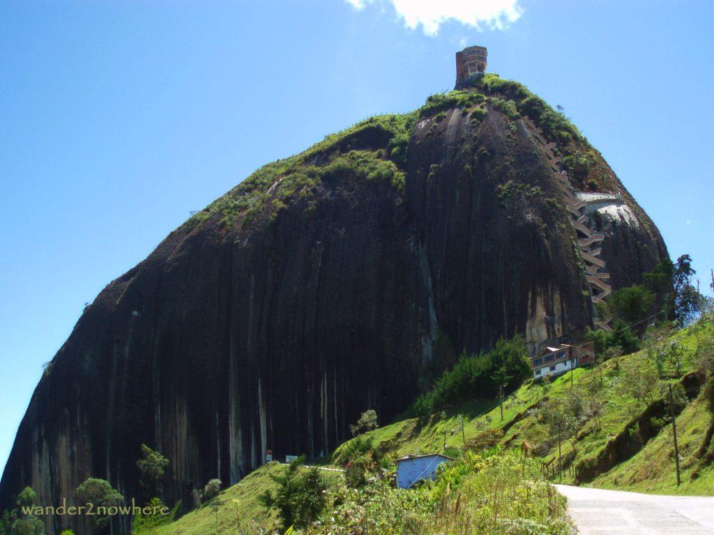 Rock of Guatapé