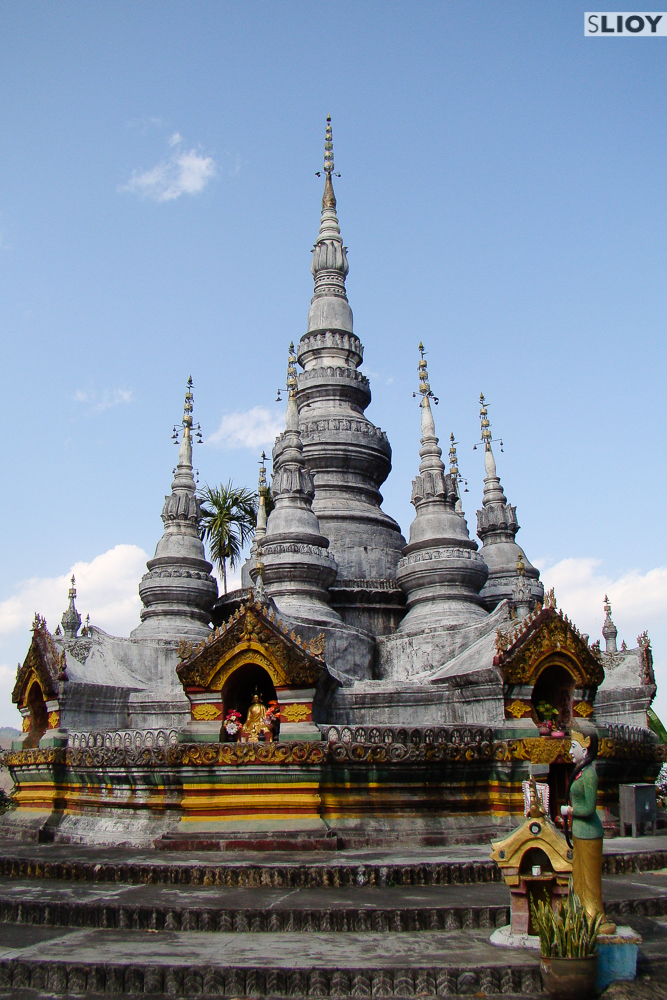 xishuangbanna temples