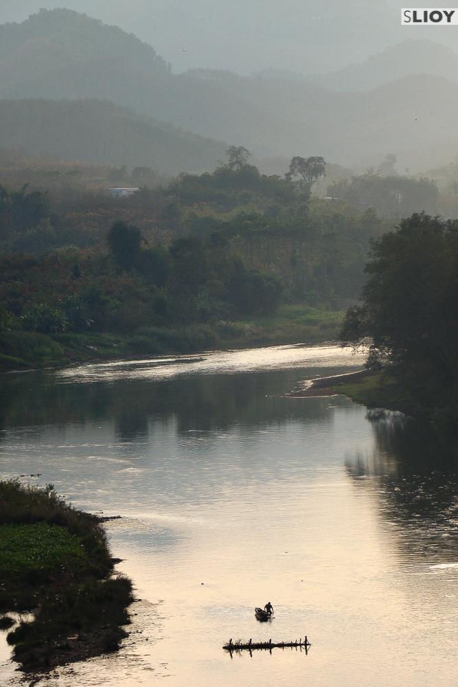 mekong river in xishuangbanna