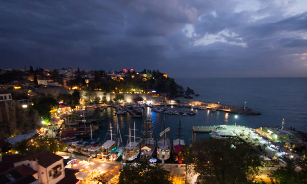 Spotlight On: The Turkish Riviera
