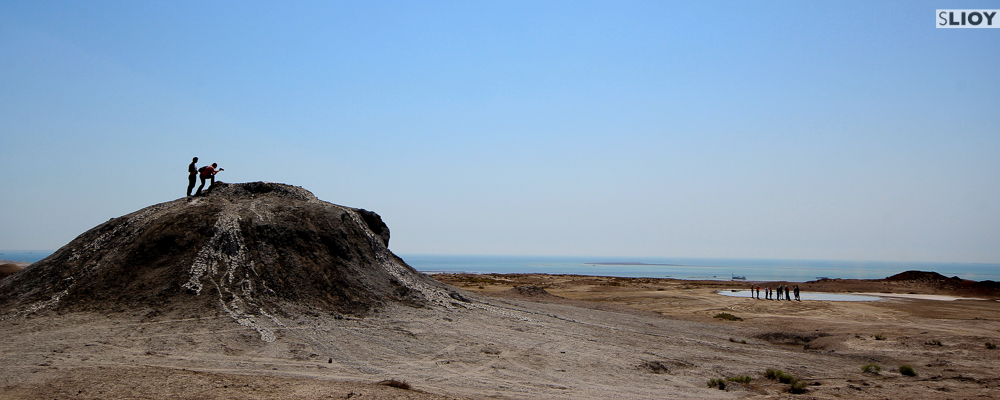 qobustan mud volcanoes