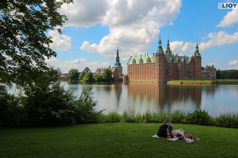 parks at hillerod frederiksborg slot
