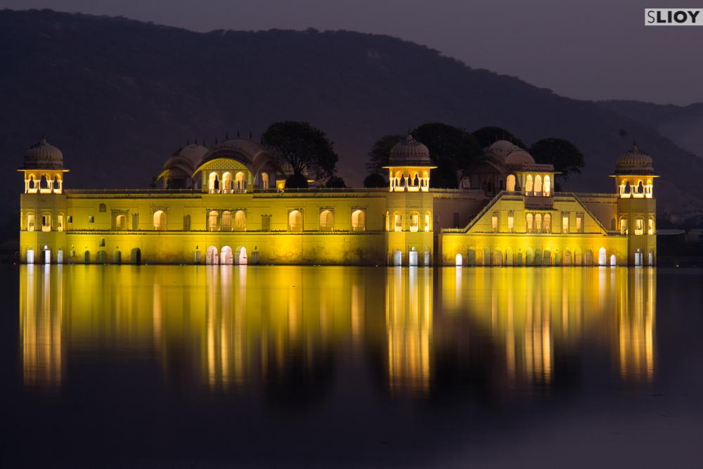 jaipur jal mahal water palace