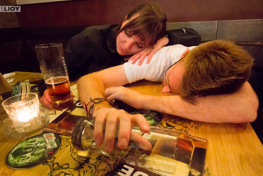 Too much beer in prague?