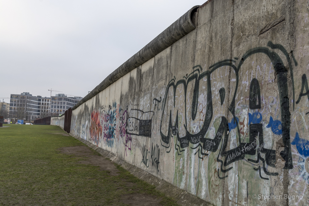 Capitalizing on Travel Mistakes berlin wall