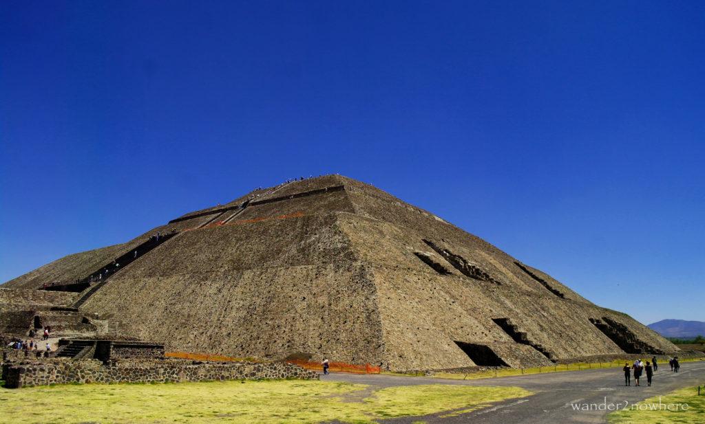 Pyramids of Teotihuacan