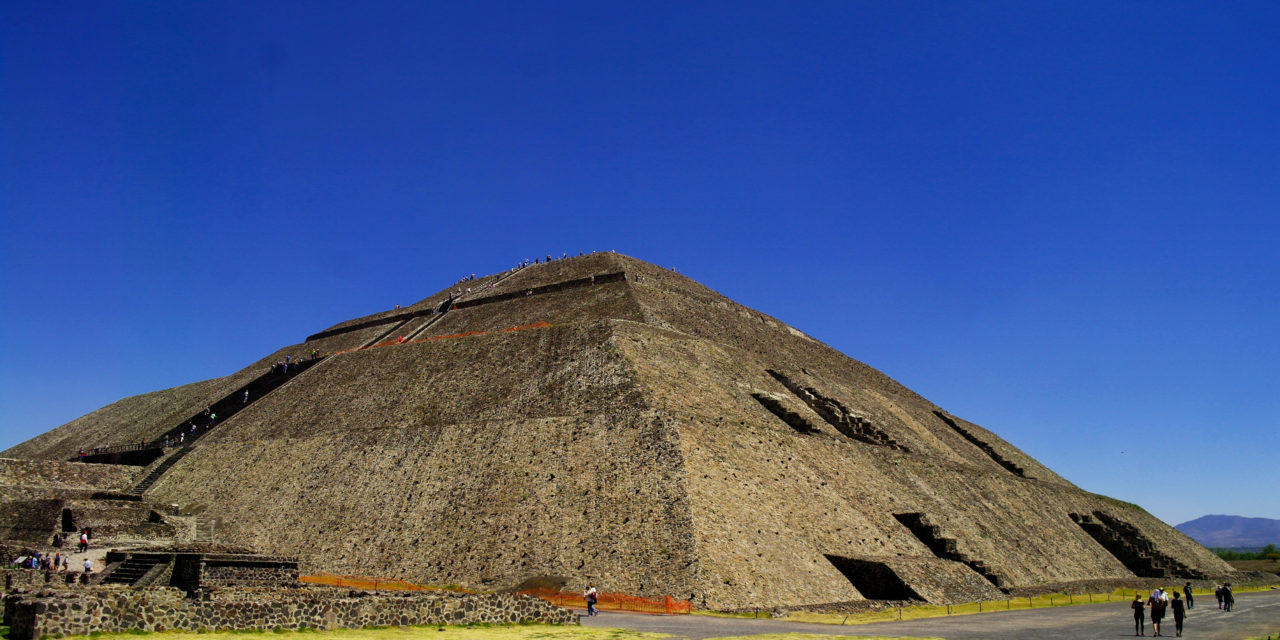 Photo of the Week: The Pyramids of Teotihuacan