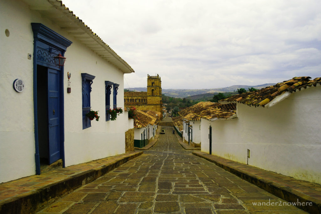 colonial towns in Colombia
