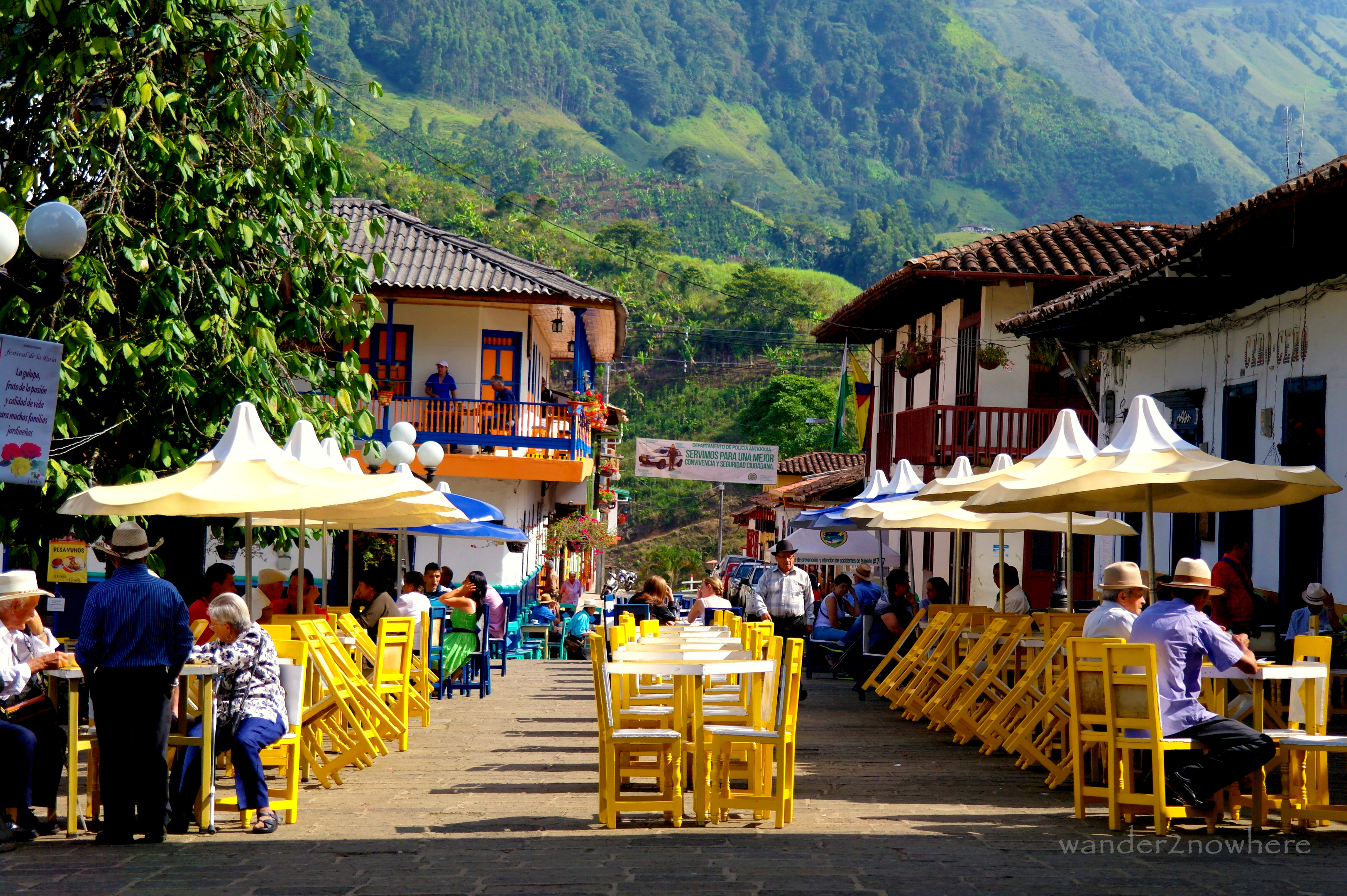 Best Small Towns To Visit Five Beautiful Colonial Towns In Colombia Gomad Nomad