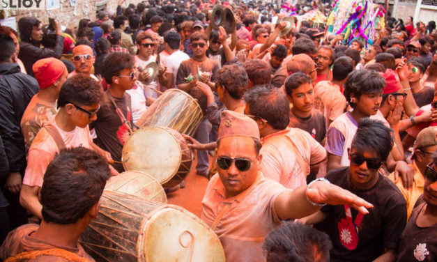 Introducing: Bisket Jatra Festival in Nepal