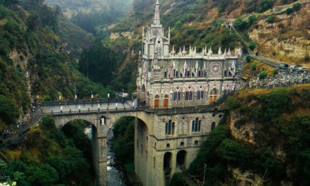 Photo of the Week: Las Lajas Sanctuary