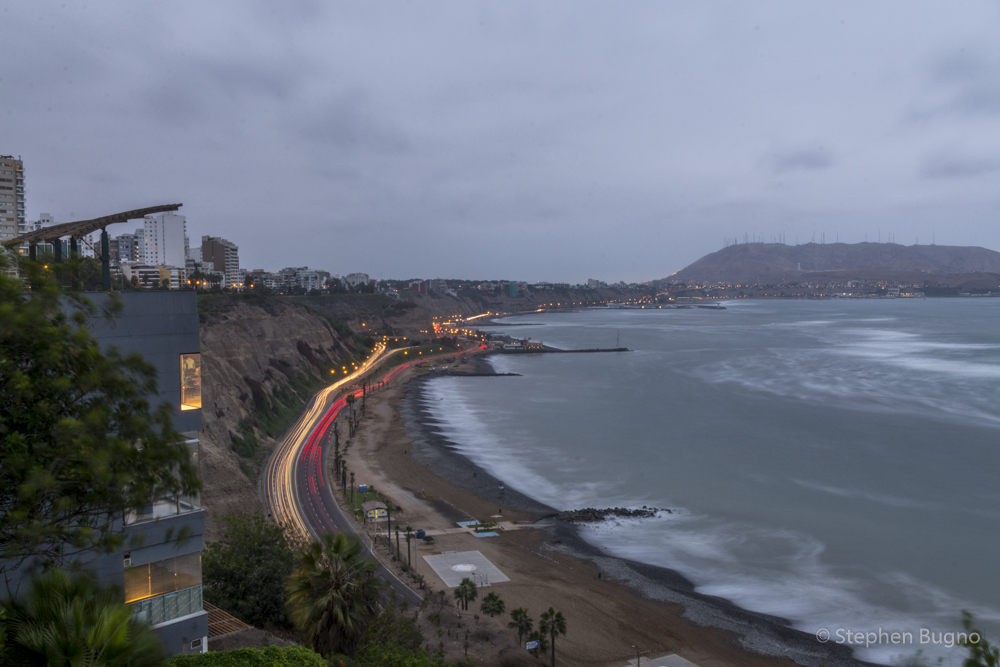 layover in lima