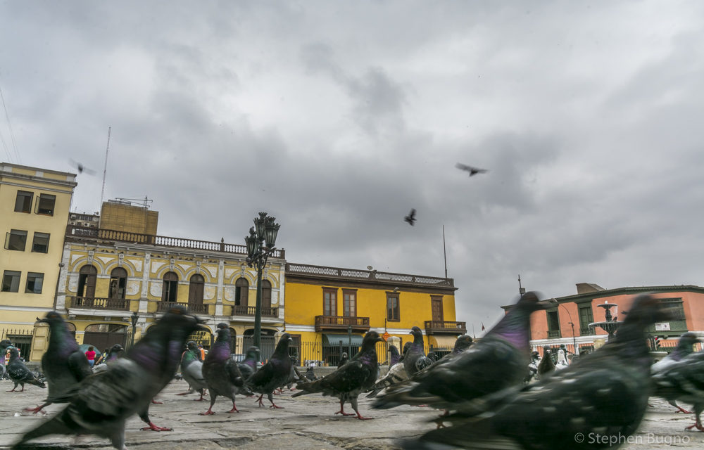 Ask Gomad Nomad: Layover in Lima, What to do?