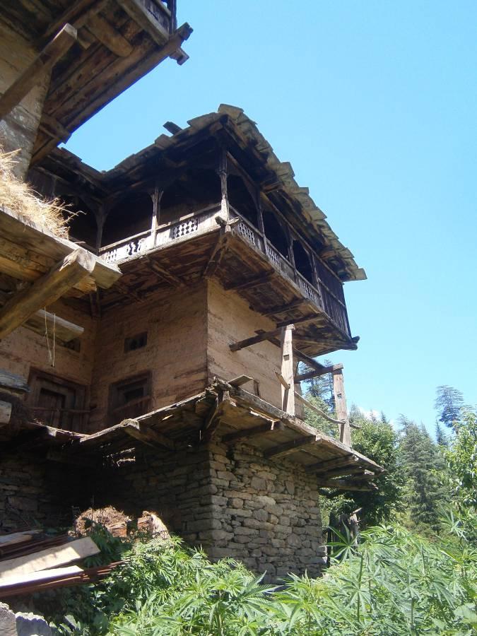 shangar house