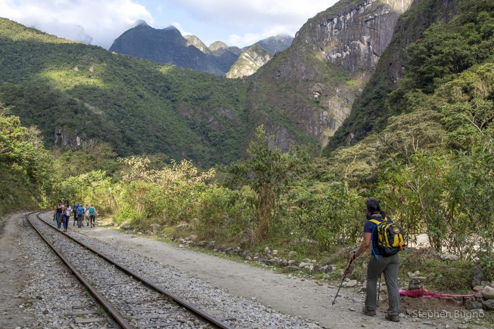 Trekking Peru Salkantay Trek to Machu Picchu