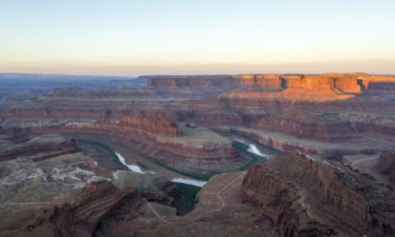 Photo of the Week: Dead Horse Point State Park Utah