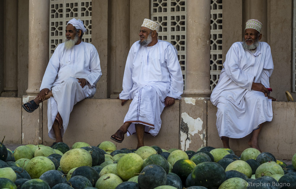 Photo of the Week: Nizwa Market, Oman