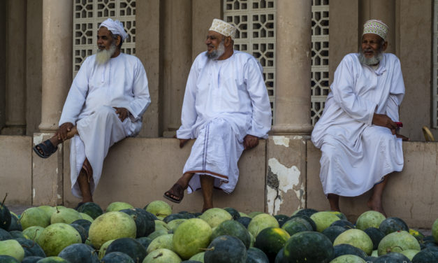 Photo of the Week:Nizwa Market, Oman