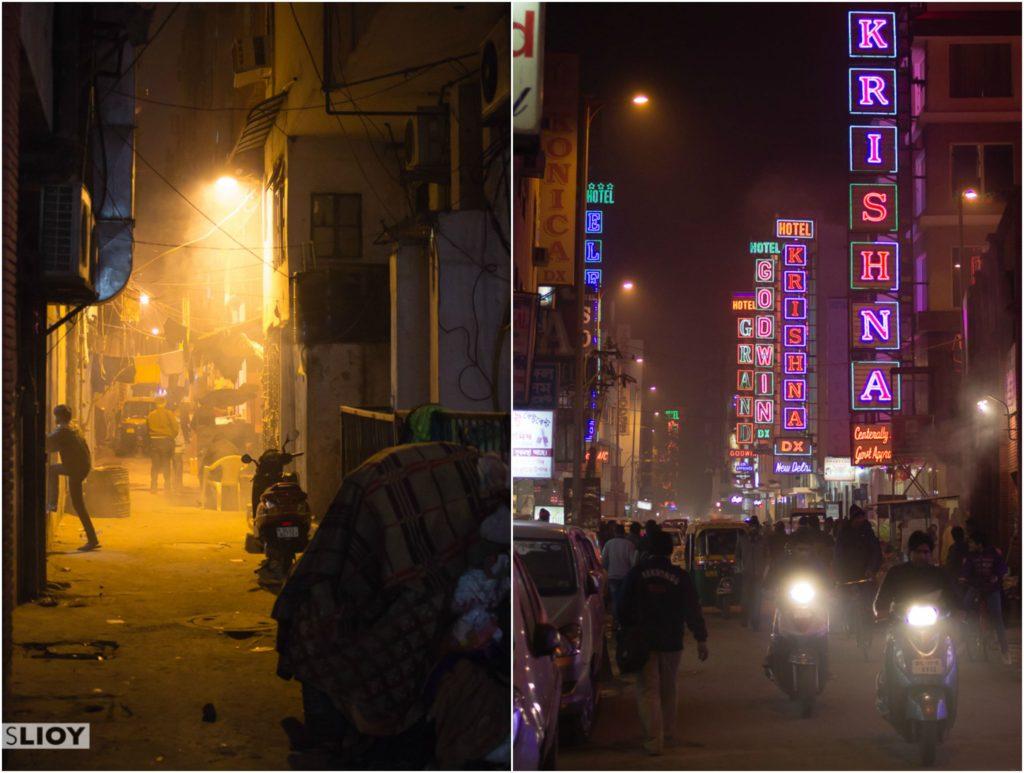 Streets of Pahar Ganj