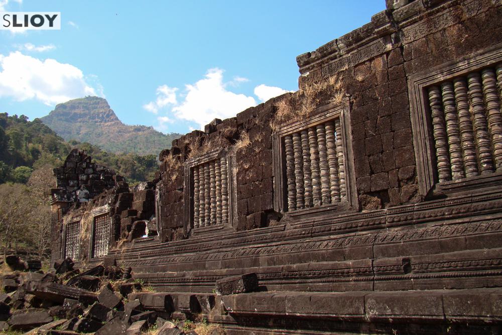 Wat Phu Champasak Ruins