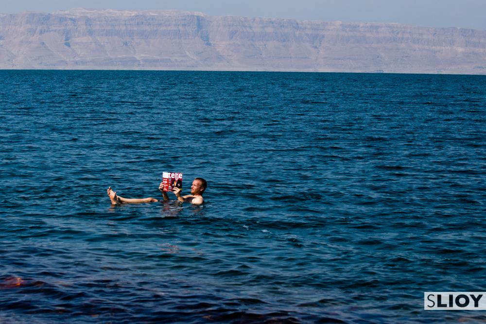 Travel to Jordan - the Dead Sea