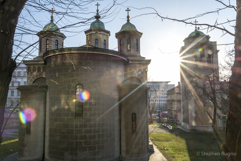 Belgrade Churches