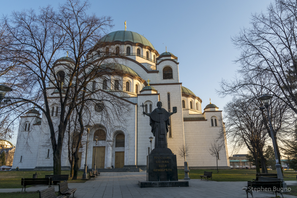 Belgrade Churches
