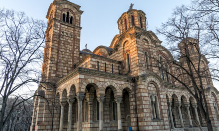 Photo of the Week: Belgrade Churches