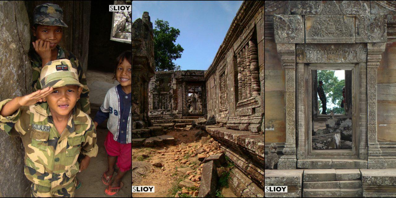 Introducing: Prasat Preah Vihear Temple in Cambodia