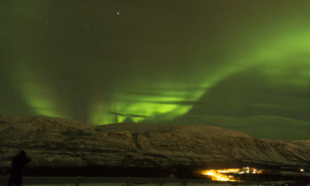 Photo of the Week: Northern Lights in Finland and Norway