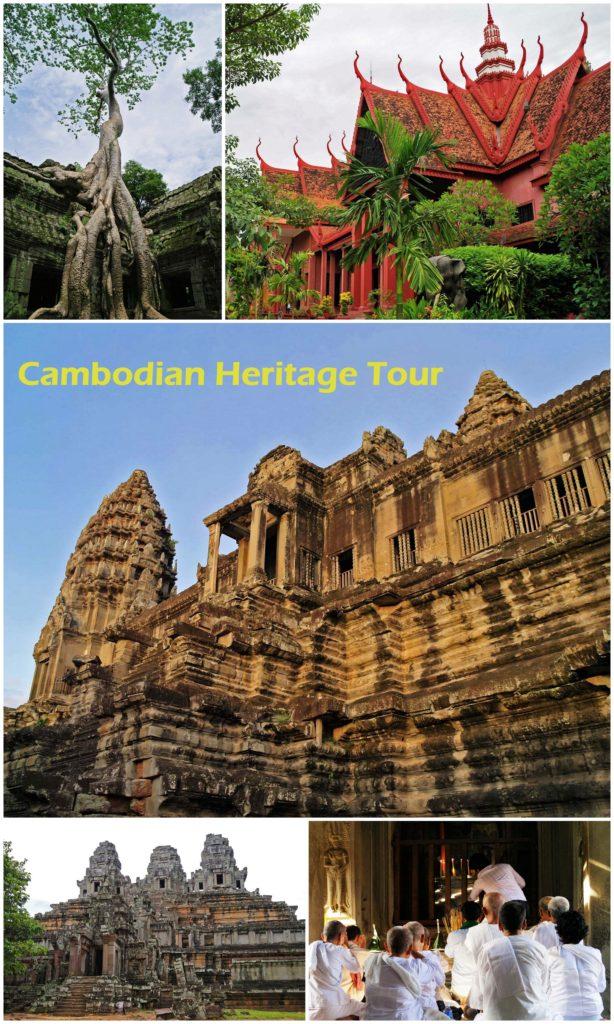 Cambodian Heritage Tour