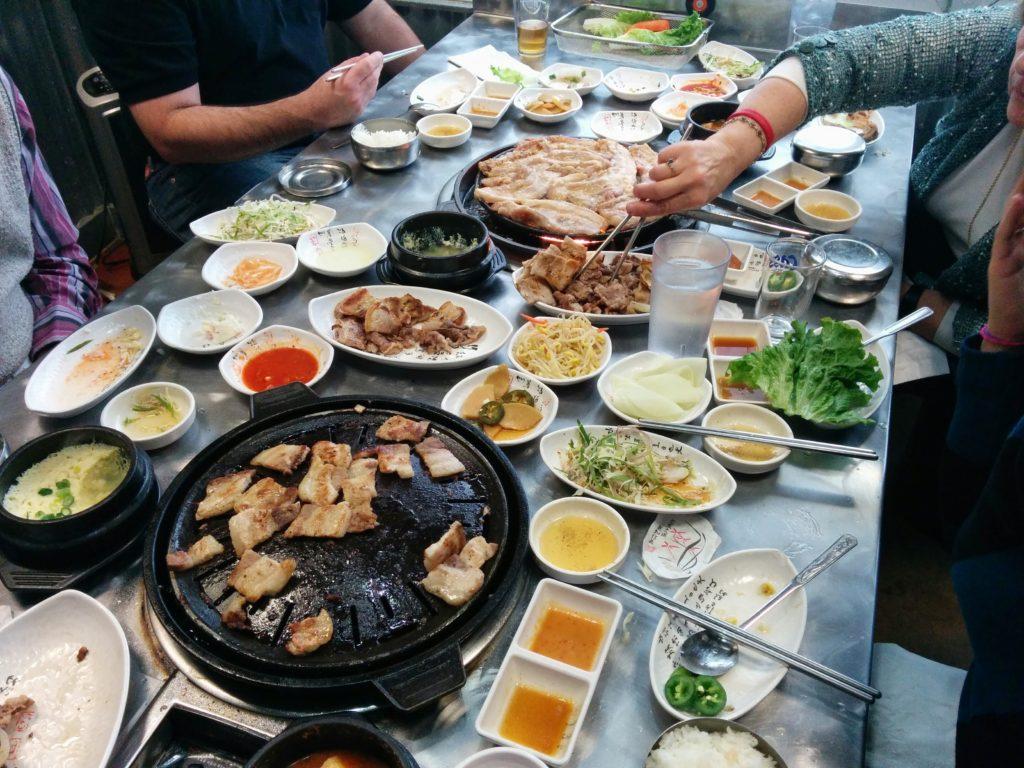Korean food in Annandale Virginia Ethnic Neighborhoods around Washington, DC