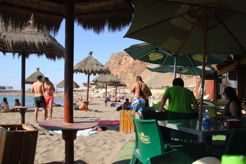 arica beach Reasons to Visit Northern Chile