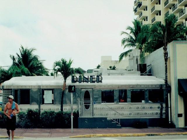 Art Deco in South Beach Miami