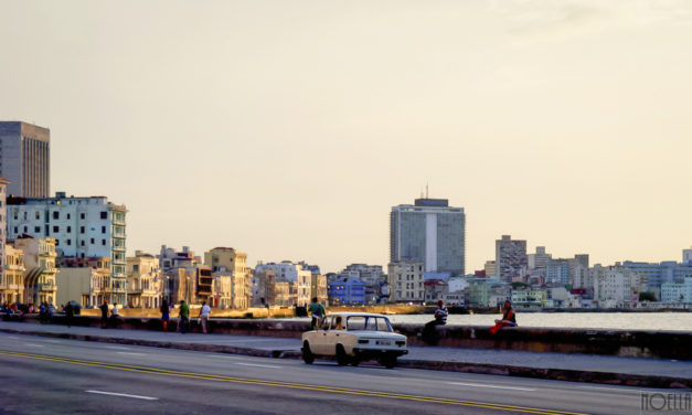 Photo of the Week: The Malecon of Havana