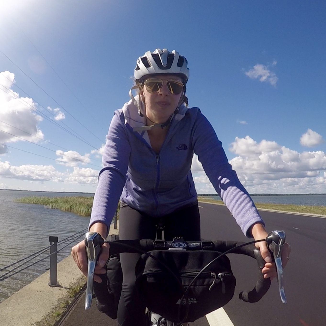 Cycling trip around the Baltic Sea