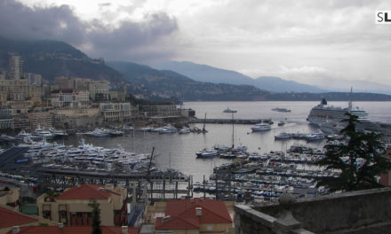 Photo of the Week: Monte Carlo Harbour in Monaco