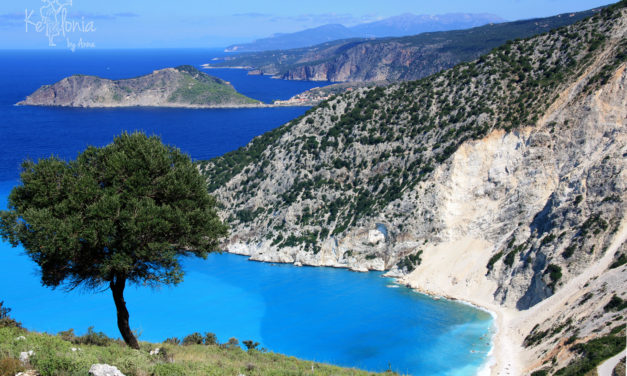 7 reasons to visit Kefalonia Greece