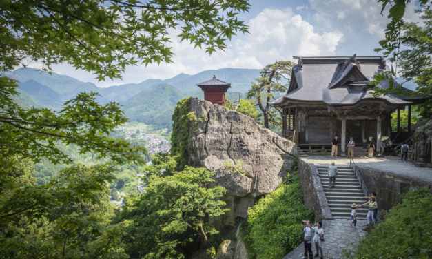 Photo of the Week: Yamadera Temple