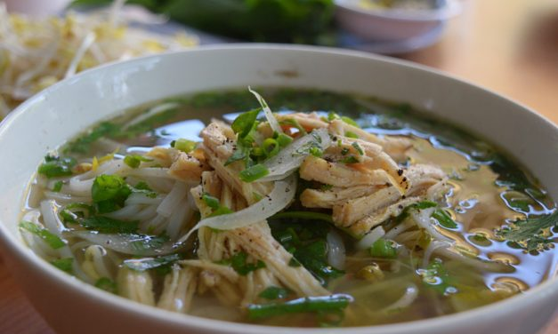 Top 10 Vietnamese Foods
