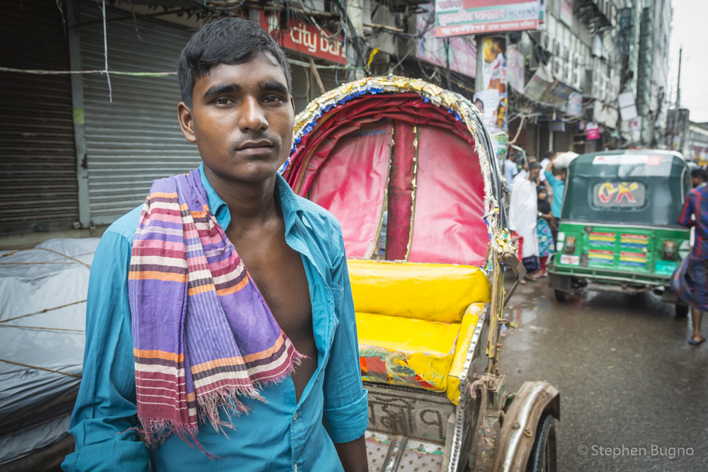 Rickshaw Capital of the World