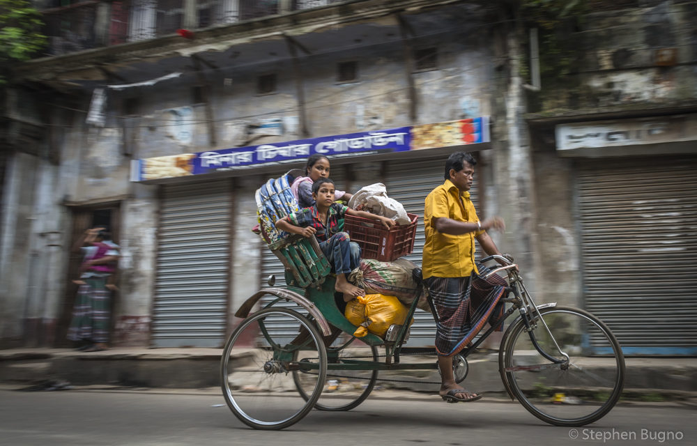 Welcome to the Rickshaw Capital of the World