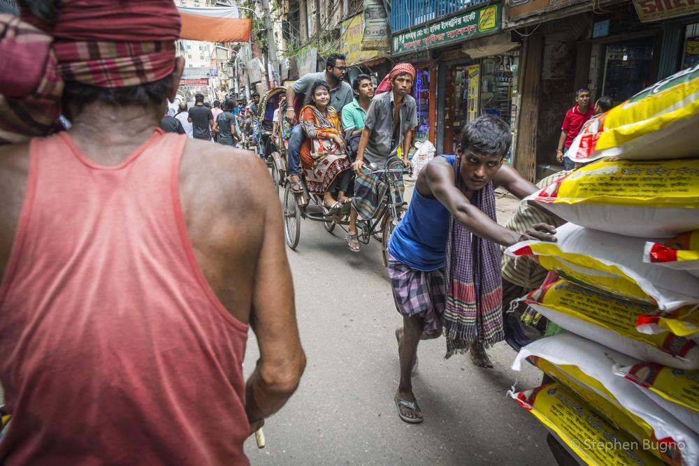 Rickshaw Capital of the World