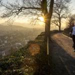 Photo of the Week: Sunset over Freiburg Germany