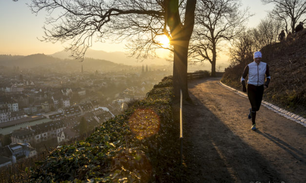 Photo of the Week: Sunset over Freiburg Germany